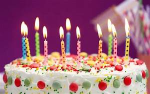 Birthday Cake With Candles, lot of birthday candles images