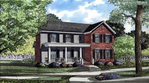 colonial farmhouse plans southern country style floor plans southern style house