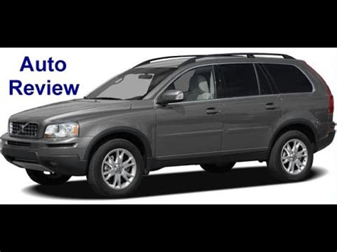 volvo xc review   motor auto information
