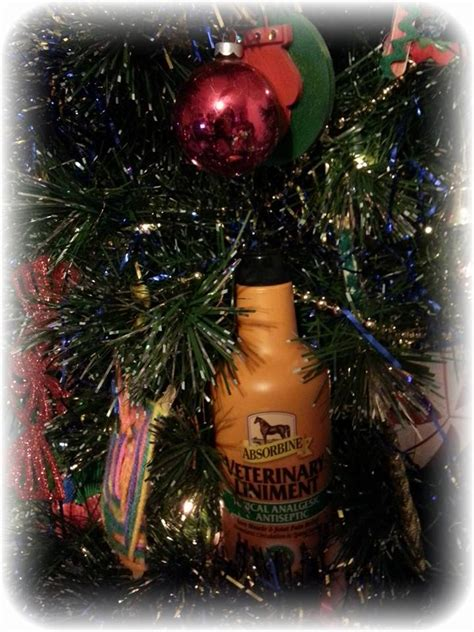 stuffing veterinary liniment   holiday delights