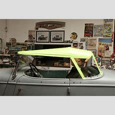 Making A Roadster Top For 193334 Fords  Hot Rod Network