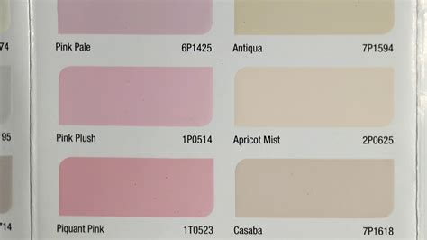 Berger Paint Colors Chart/wall Paint Colors/paint Chart