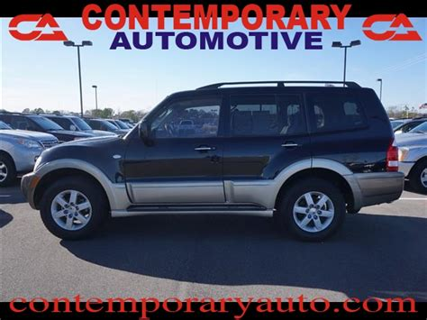 Used Mitsubishi Montero by Used Mitsubishi Montero For Sale Special Offers Edmunds
