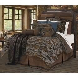 rio grande southwestern navajo pattern western bedding set
