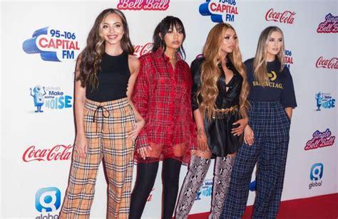 Little Mix felt 'a bit awkward' on the same label as Fifth ...