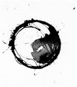 Abstract Yin Yang Tattoos