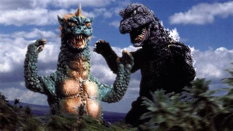 "Godzilla Attacks! Special Preview Of ""space Monsters"