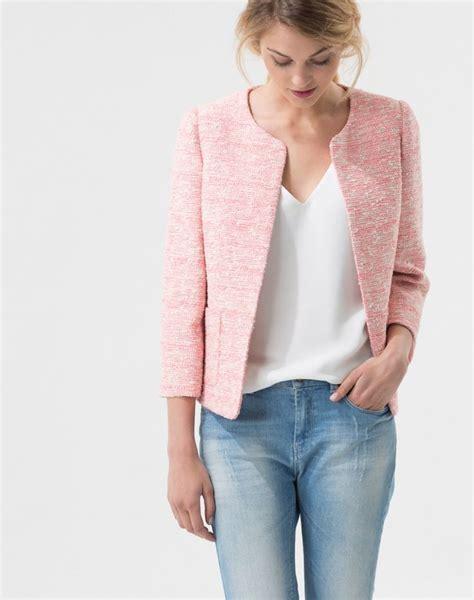 veste de chambre femme les 25 meilleures idées concernant tenues de vestes roses