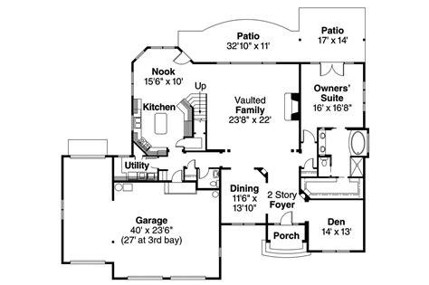 european house plans yorkshire    designs