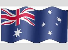 Graafix! Animated Flag of Austrailia