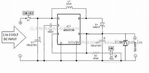 Portable Mobile Battery Charger Circuit Diagram