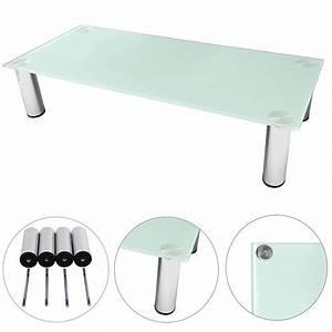 Tv Tisch Aus Glas : tv tisch aus glas 80cm in wei tv schrank real ~ Bigdaddyawards.com Haus und Dekorationen