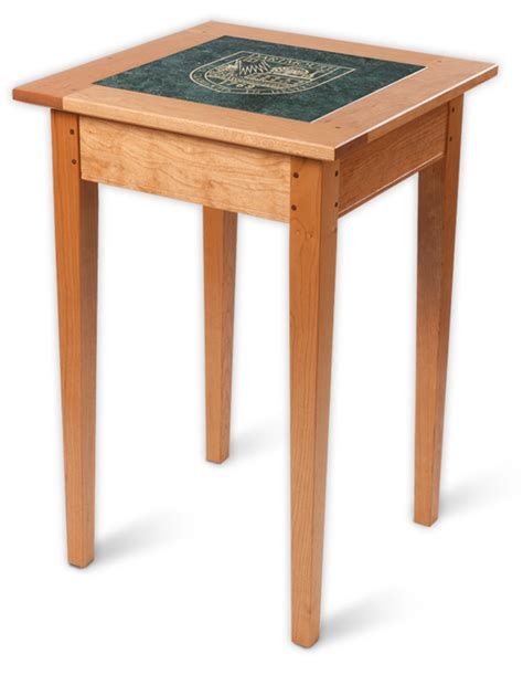 table co vermont table company handcrafted academic personal corporate gifts honoring s milestones