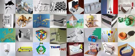 pop  cards pop  paper house paper toys diy