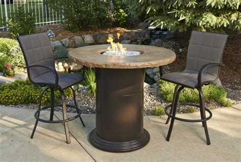 fire pit bar table bar height fire pit table fire pit ideas