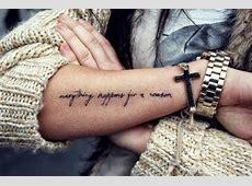 Tatouage Initial Avant Bras Femme Tattoo Art