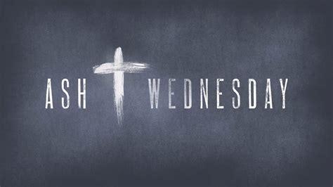ash wednesday st luke united methodist church