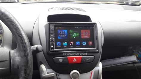 peugeot  radio navigatie carkit   android  wifi
