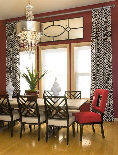 contemporary drapes window treatments window treatments