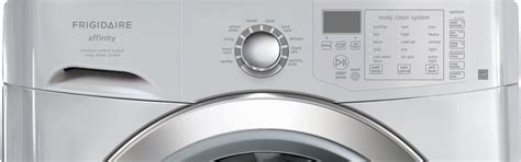 Frigidaire FAFS4474LA 27 Inch Front Load Steam Washer with