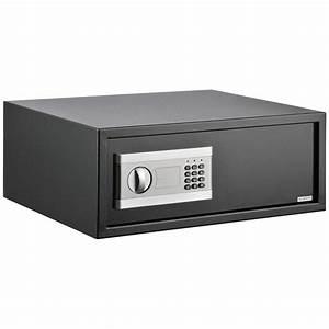 Stalwart Large Digital Steel Safe For Laptops And Tablets