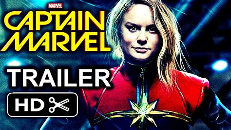 Captain Marvel Official Trailer 2019