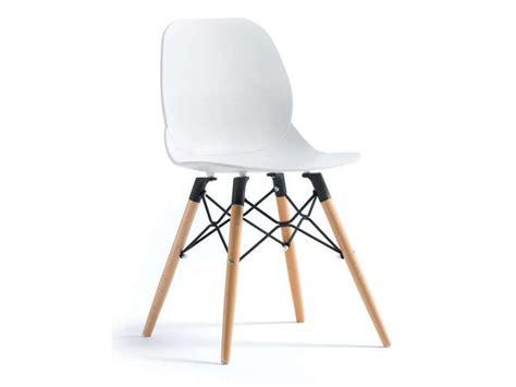 conforama fr canapé chaise oslo coloris blanc vente de chaise conforama