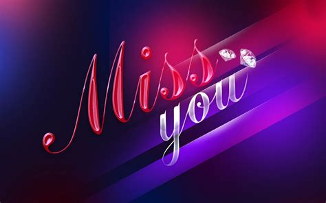 Animated Miss You Wallpaper - awesome i miss you wallpaper hd for pc computer hd