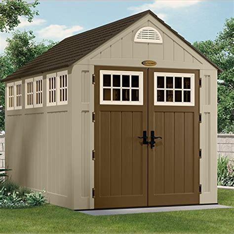 suncast alpine shed bms7300 suncast bms8000 7 1 2 by 10 1 2 alpine shedhe shed