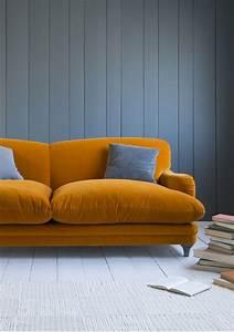 Gros Coussin Canapé : photo de canap cocooning avec des gros coussins pour bien se sentir ~ Teatrodelosmanantiales.com Idées de Décoration