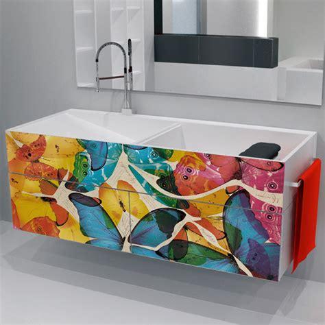 vinilos para forrar muebles vinilos para forrar muebles de cuartos de baño