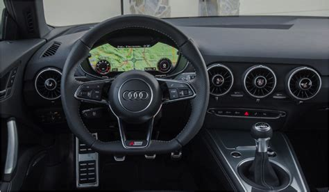 completely digital audis virtual cockpit dashboard