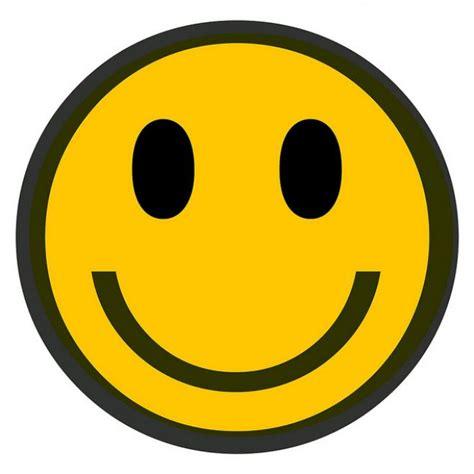 Smiley Face Orange Happy Face Clipart Clipart Clipartix