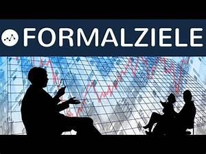 Umsatzrentabilität Berechnen : formalziele produktivit t wirtschaftlichkeit rentabilit t berechnen unternehmensziele ~ Themetempest.com Abrechnung
