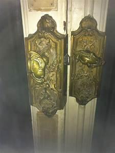 serrure ancienne en bronze With serrure ancienne