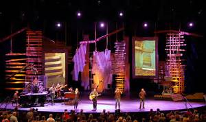 Youth Event Many Concepts Used In Church Stage Design