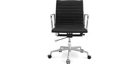 chaise de bureau york chaise bureau 117 simili cuir roulettes
