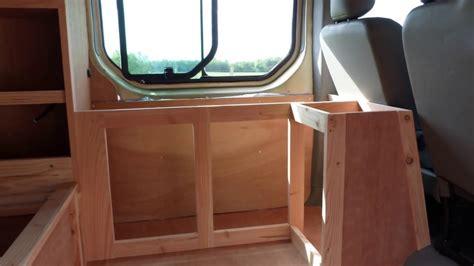aménager un trafic en cing car lit hamac cabine pour cing car
