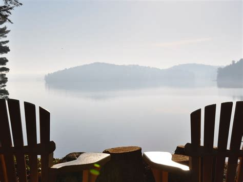 Muskoka Canada Private Family Compound On Beautiful