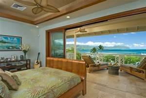 Master Bedroom view 2 - Tropical - Bedroom - hawaii - by