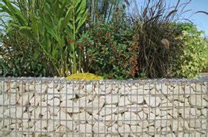 Gartenmauern Aus Stein : gabionen steine f r alles preise und anleitungen ~ Michelbontemps.com Haus und Dekorationen