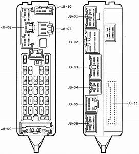 How Do I Find A Diagram Of A 1996 Mazda Protege Fuse Block