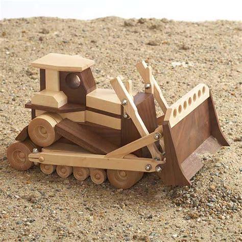 construction grade bulldozer woodworking plan  wood