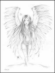 Best Pencil Drawings Of Angels Ideas And Images On Bing Find