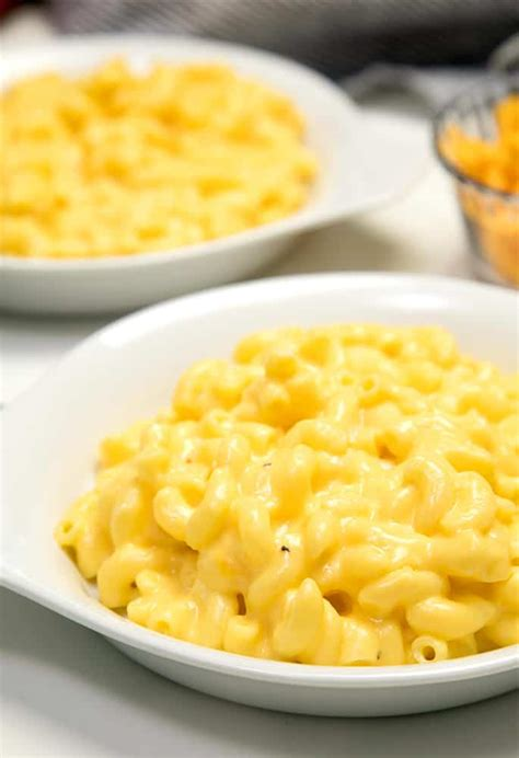 Easy Gluten Free Macaroni and Cheese - Ready in minutes!