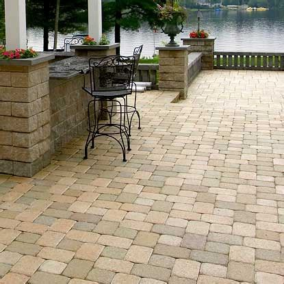 cobble patio me