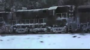 The Real Derailment in Runaway Train - YouTube