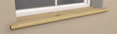 Redwood Window Sill by Timber Window Boards Window Frame Packs Oak Window Board