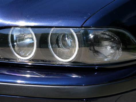 depo 97 00 bmw e39 smoke corner replacement headlight