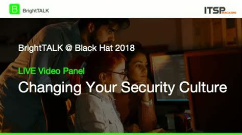 changing  security culture